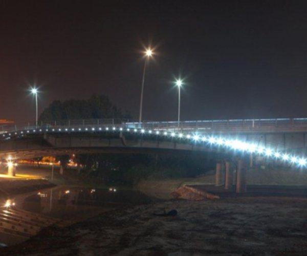 גשר הולכי רגל - רמת החייל
