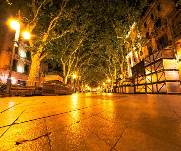 תאורת רחוב מעוצבת